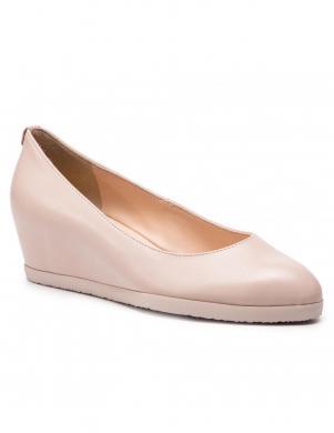HOGL sieviešu rozā ādas apavi ROSY