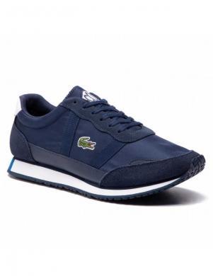 LACOSTE vīriešu zili apavi