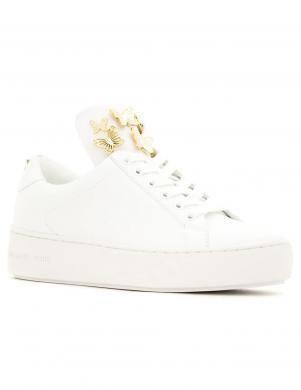 MICHAEL KORS sieviešu balti ādas apavi MINDY