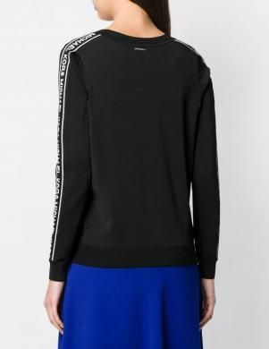 MICHAEL KORS melns sieviešu džemperis