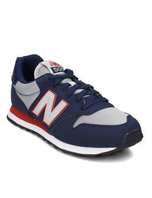 NEW BALANCE vīriešu zili brīva laika apavi