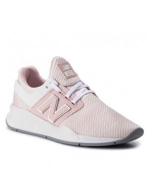 NEW BALANCE sieviešu rozā brīva laika apavi