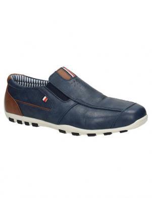 EASY GO vīriešu zili apavi