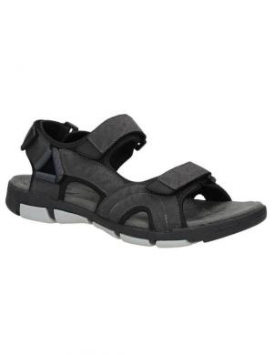 EASY GO vīriešu pelēkas sandales