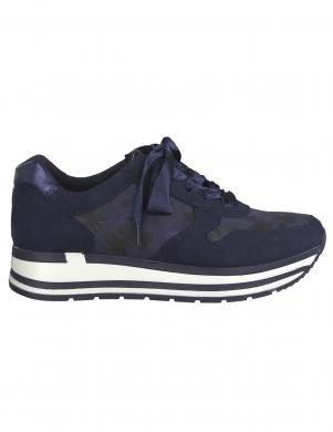 MARCO TOZZI sieviešu zili brīva laika apavi
