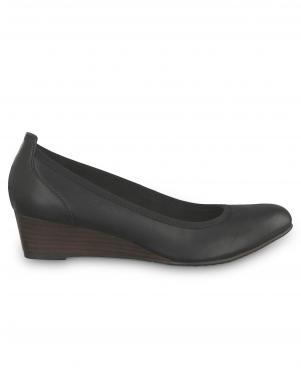 TAMARIS sieviešu melni apavi MYRICA
