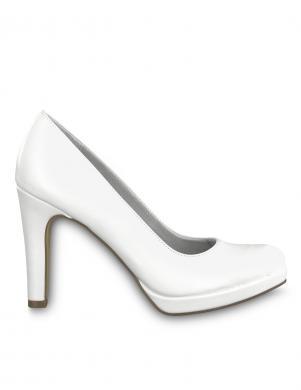 TAMARIS sieviešu balti augstpapēžu apavi LYCORIS