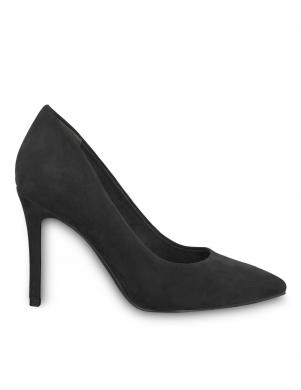 TAMARIS sieviešu melni eleganti augstpapēžu apavi IDONY