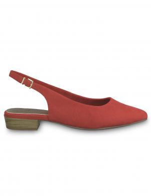 TAMARIS sieviešu sarkanas sandales SCOTA