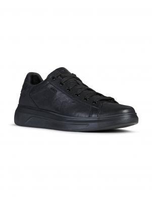GEOX vīriešu melni ikdienas apavi MAESTRALE