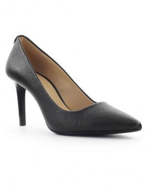 MICHAEL KORS sieviešu melni augstpapēžu apavi