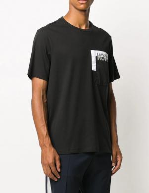 MICHAEL KORS vīriešu melns krekls