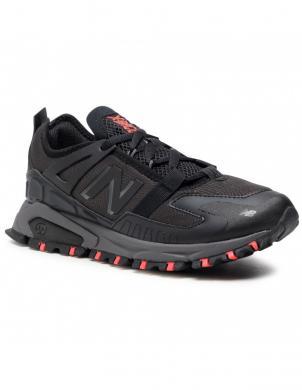 NEW BALANCE vīriešu melni ikdienas apavi LIFESTYLE BLACK