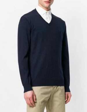 POLO RALPH LAUREN vīriešu tumši zils džemperis