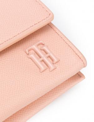 TOMMY HILFIGER sieviešu rozā soma pār plecu