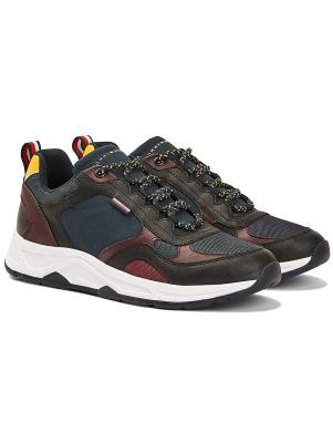 TOMMY HILFIGER vīriešu krāsaini ikdienas apavi