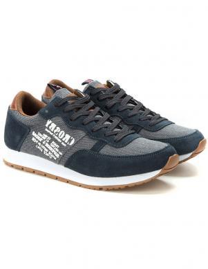 CROSBY vīriešu zili ikdienas apavi