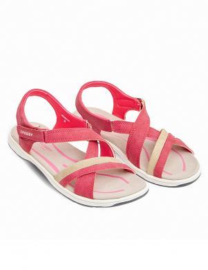 CROSBY sieviešu sarkanas sandales