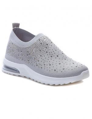 CROSBY sieviešu pelēki ikdienas apavi