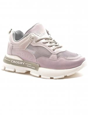 CROSBY sieviešu violeti ikdienas apavi