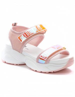 KEDDO bērnu rozā sandales