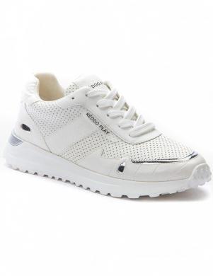 KEDDO sieviešu balti ikdienas apavi