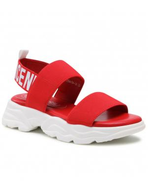 BETSY bērnu sarkanas sandales