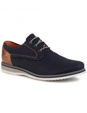 BUGATTI vīriešu zili ikdienas apavi Ciro Light