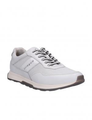 BUGATTI vīriešu balti ikdienas apavi Kensingtone