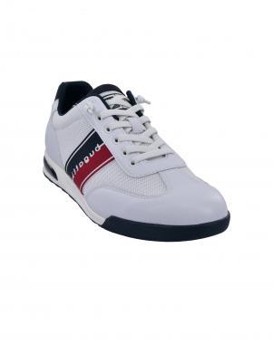 BUGATTI vīriešu balti ikdienas apavi Trevor