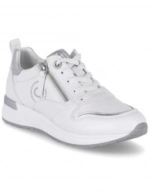 BUGATTI sieviešu balti ikdienas apavi