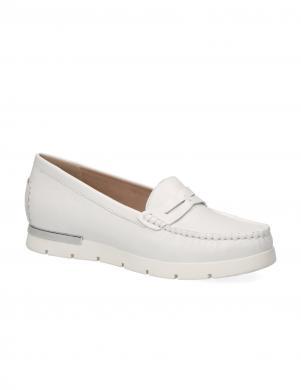 CAPRICE sieviešu balti ikdienas apavi