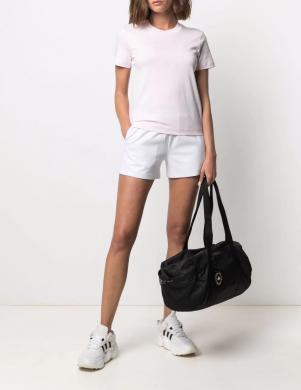CALVIN KLEIN JEANS sieviešu rozā krekls ar logotipu