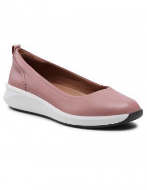 CLARKS sieviešu rozā ikdienas apavi Un Rio Vibe