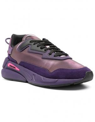 DIESEL sieviešu violeti ikdienas apavi SERENDIPIT