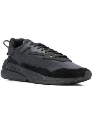 DIESEL vīriešu melni ikdienas apavi SERENDIPIT