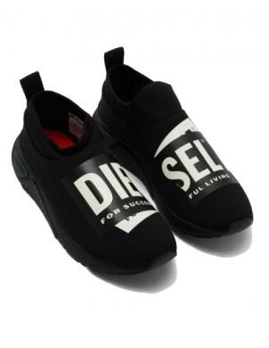 DIESEL vīriešu melni ikdienas apavi  SKB