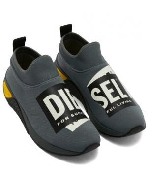 DIESEL vīriešu pelēki ikdienas apavi SKB
