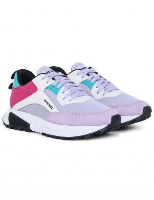 DIESEL sieviešu rozā ikdienas apavi  TYCHE