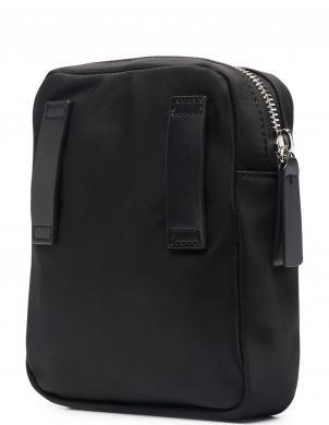 DSQUARED2 vīriešu melna soma uz vidukļa ICON