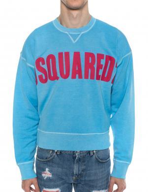DSQUARED2 vīriešu zils džemperis