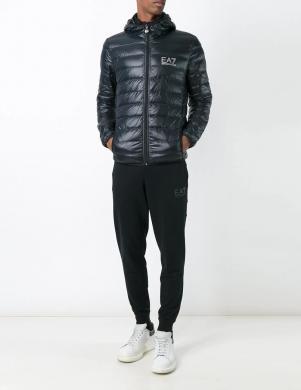 EA7 vīriešu tumši zila dūnu jaka