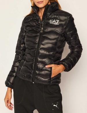 EA7 sieviešu melna jaka