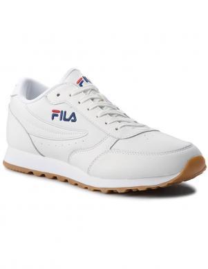 FILA vīriešu balti ikdienas apavi Orbit Jogger Low