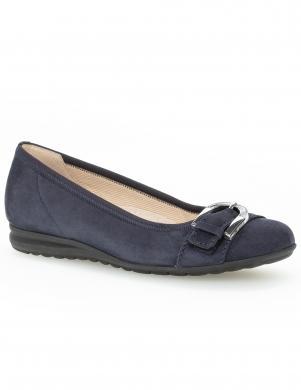 GABOR sieviešu zili balerīnas apavi