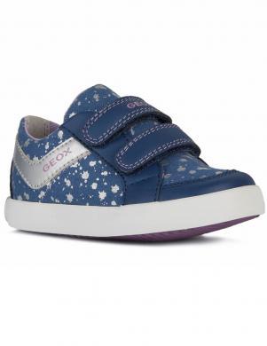 GEOX bērnu zili ikdienas apavi meitenēm B GISLI GIRL