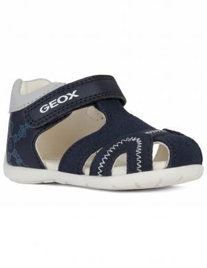 GEOX bērnu zili ikdienas apavi zēniem B ELTHAN BOY