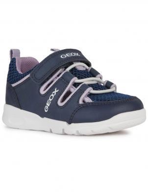 GEOX bērnu zili ikdienas apavi meitenēm B RUNNER GIRL