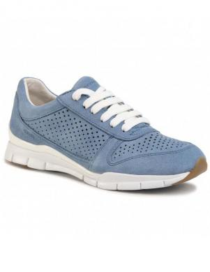 GEOX sieviešu zili ikdienas apavi SUKIE