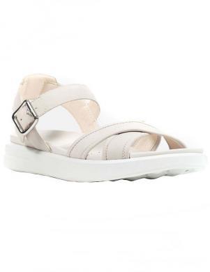 GEOX sieviešu baltas sandales XAND 2S